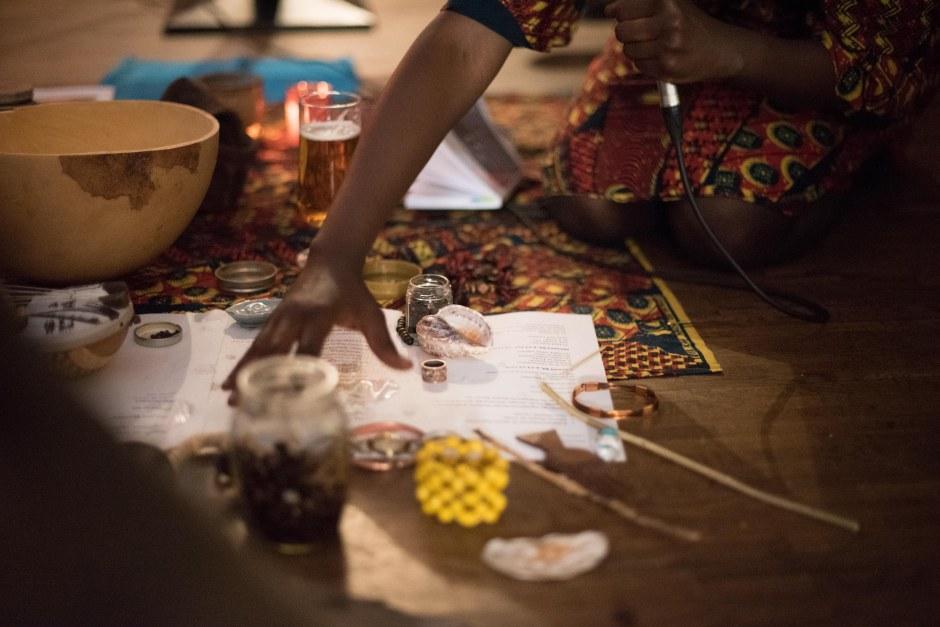 Akayovu at Pan Africa Berlin, photo: Raisa Galofre